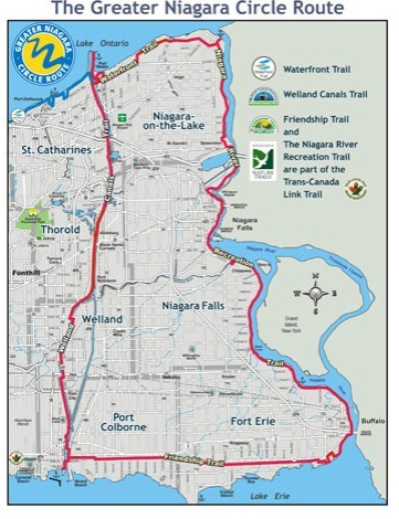 GREATER NIAGARA CIRCLE ROUTE