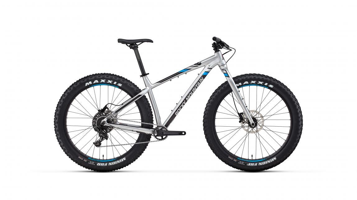 "2018 Rocky Mountain Suzi Q A30 27.5"" Fat Bike"