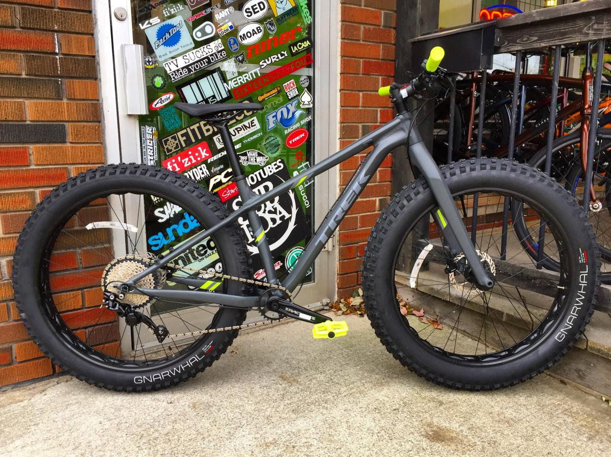 2020 trek farley 5 fat bike