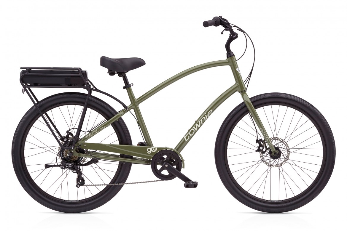 electra townie go! 7d green