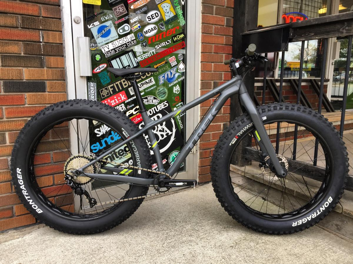 2019 trek farley 5 fat bike