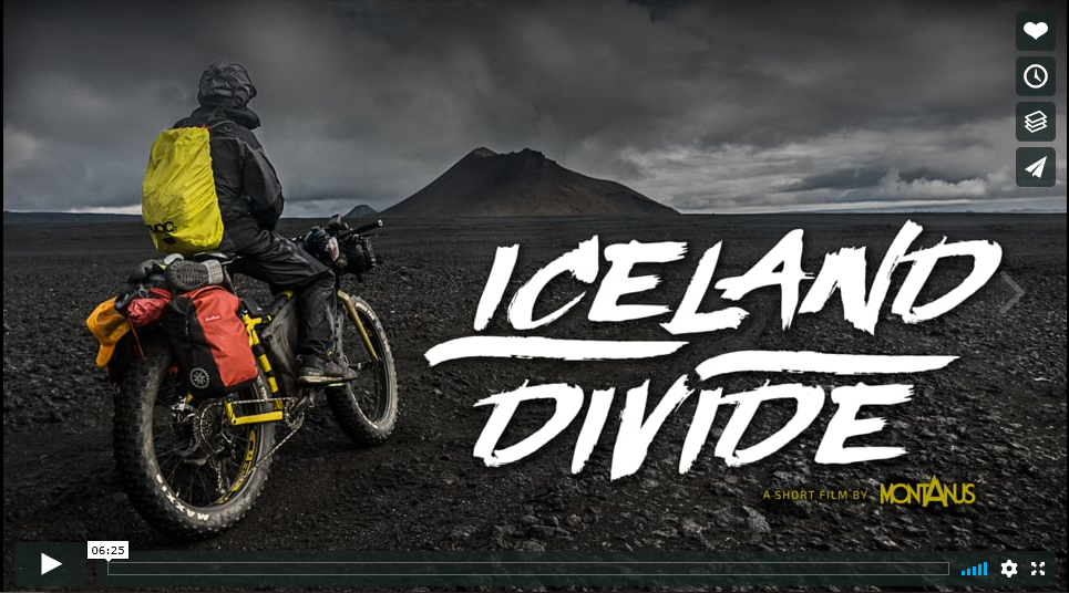 iceland divide short film