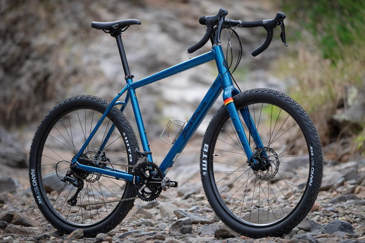 salsa journeyman sora 650b blue
