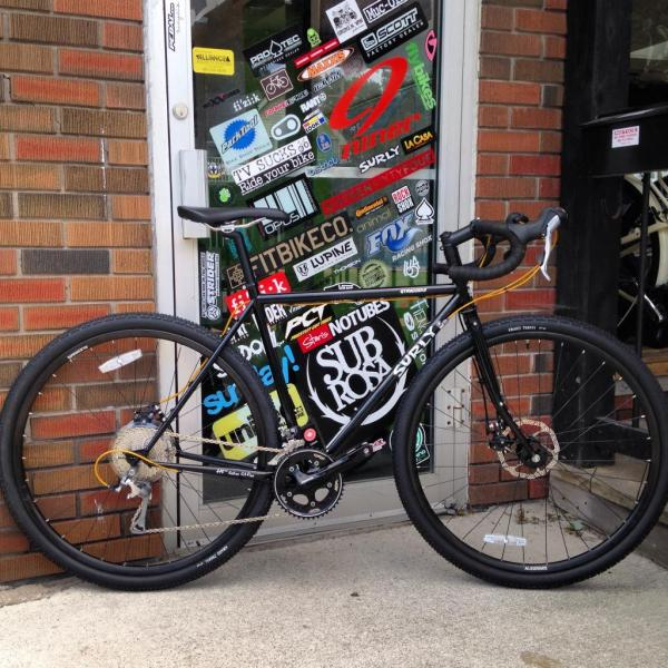 surly straggler
